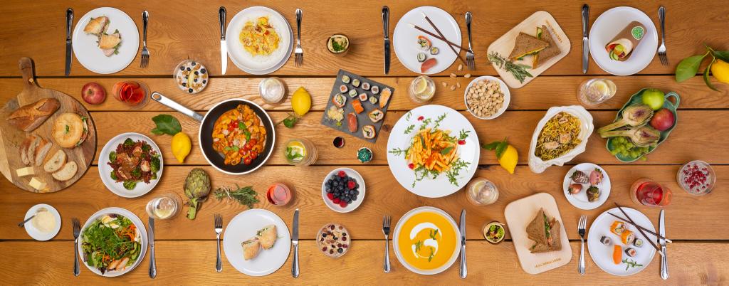Meal Revolution Tafel